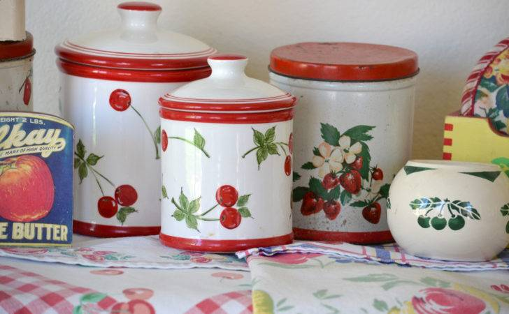 Copycat Collector Collection Fruit Themed Kitchen Stuff