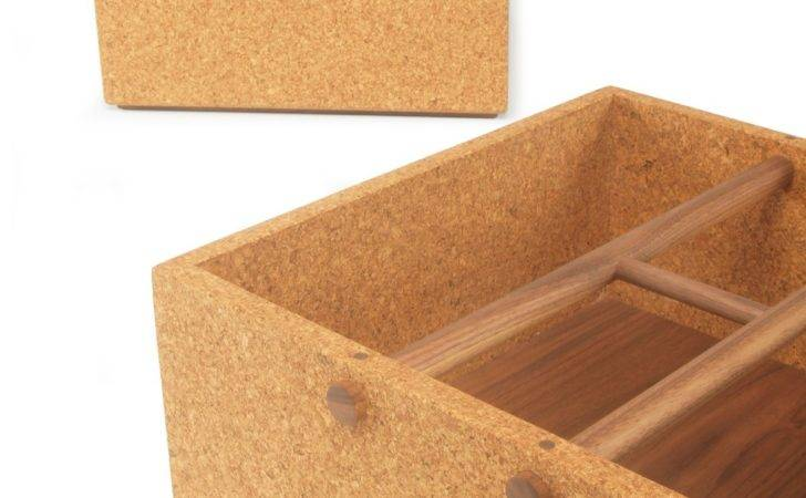 Cork Box Skram Furniture Gessato Gselect