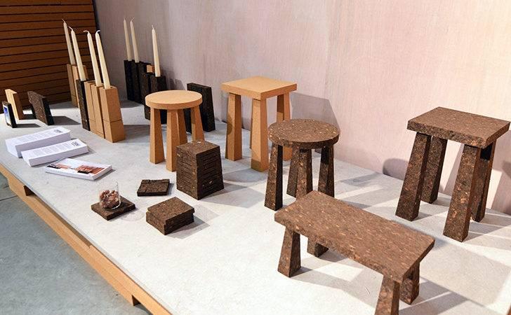 Cork Furniture Inhabitat Green Design Innovation