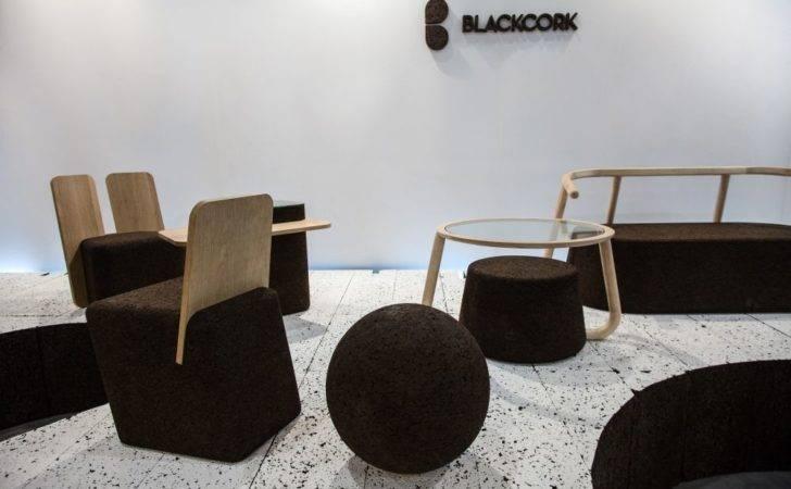Cork Furniture New Design Niche Rises Top