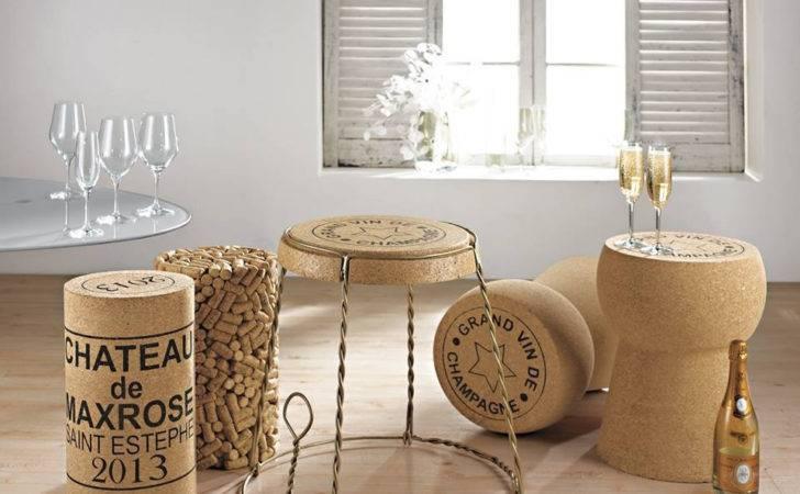 Cork Furniture Useful Pinterest