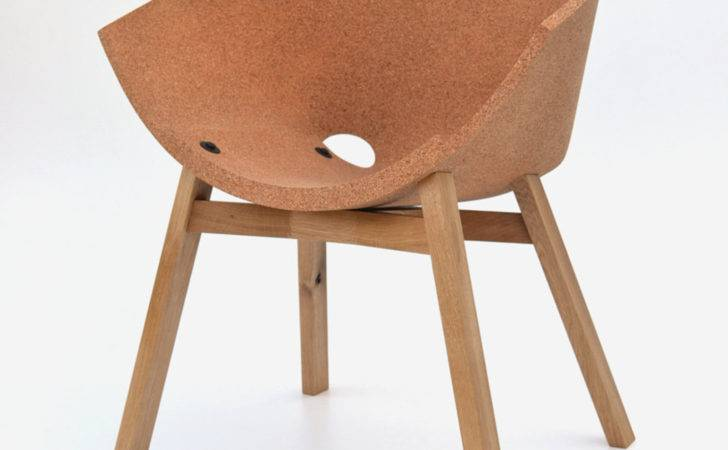 Corkigami Chair Cool Hunting