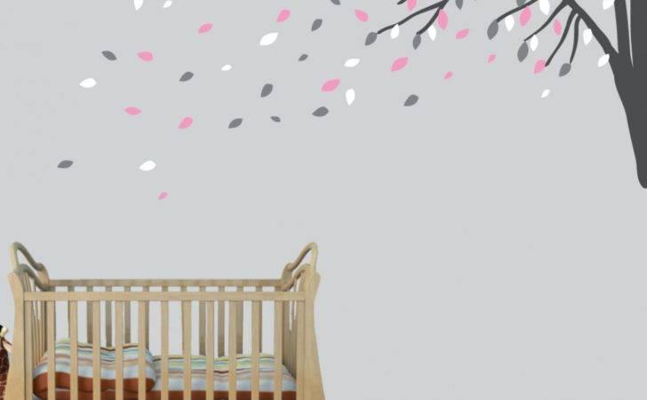 Corner Wall Decals Branch Tree Decal Children