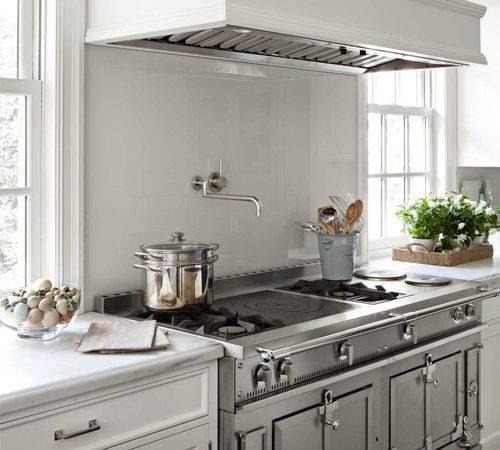 Cornue Chateau Range Transitional Kitchen