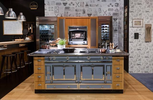 Cornue France Traditional Kitchen Other Metro Kieffer