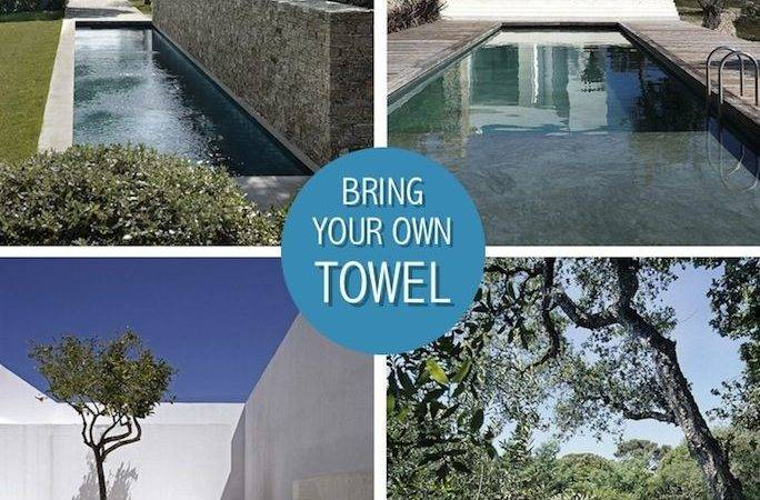 Corridor French Design Bring Your Own Towel Pool Mix
