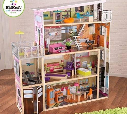 Cost Deal Kidkraft Girl Soho Townhouse Furniture Budatha