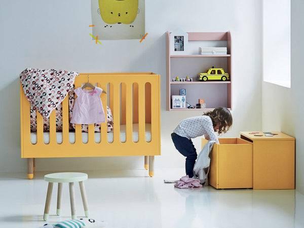 Cots Bunks Children Furniture Simple Stylish Scandinavian
