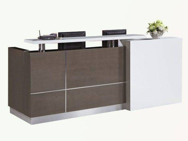 Counter Design Hotel Modern Office Reception