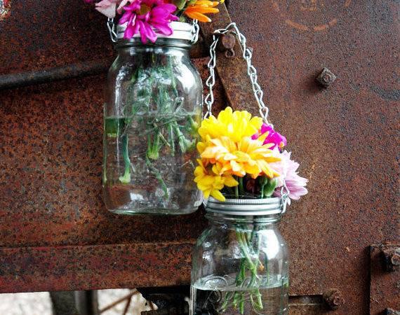 Country Barrel Giveaway Hanging Mason Jars More
