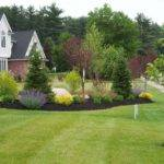 Country Driveway Garden Ideas End Landscaping