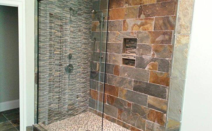Courtesy Chantiki Natural Stone Shower Slate