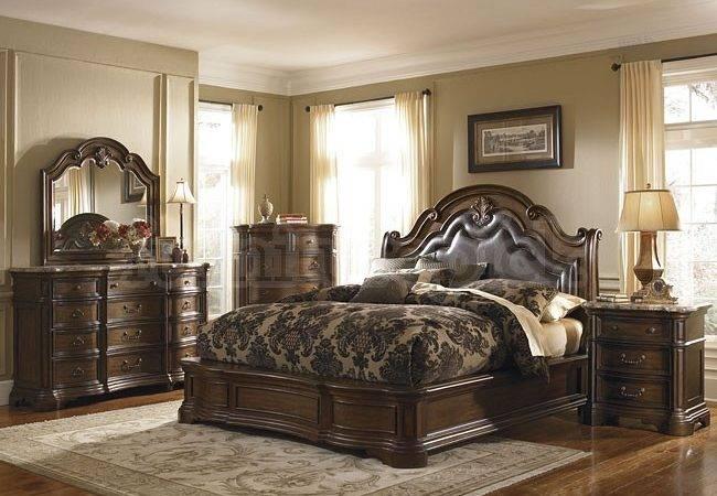 Courtland Platform Bedroom Set Pulaski Furniture Furniturepick