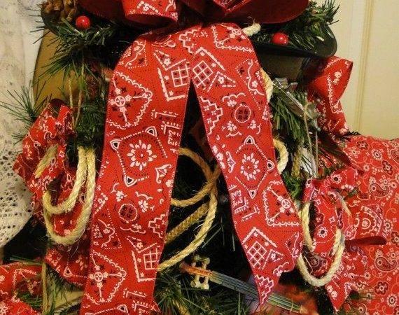 Cowboy Christmas Tree Bing Trees