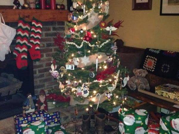 Cowboy Christmas Tree Ideas