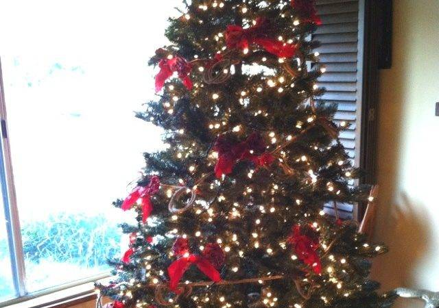 Cowboy Christmas Tree Most Wonderful Time Year Pinterest