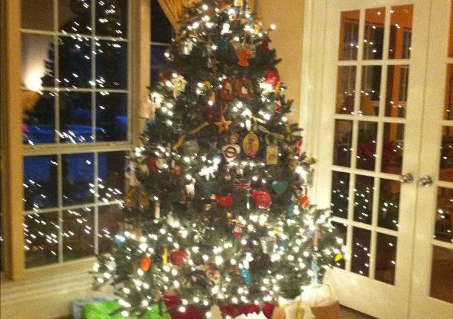 Cowboy Christmas Tree Texas Pinterest