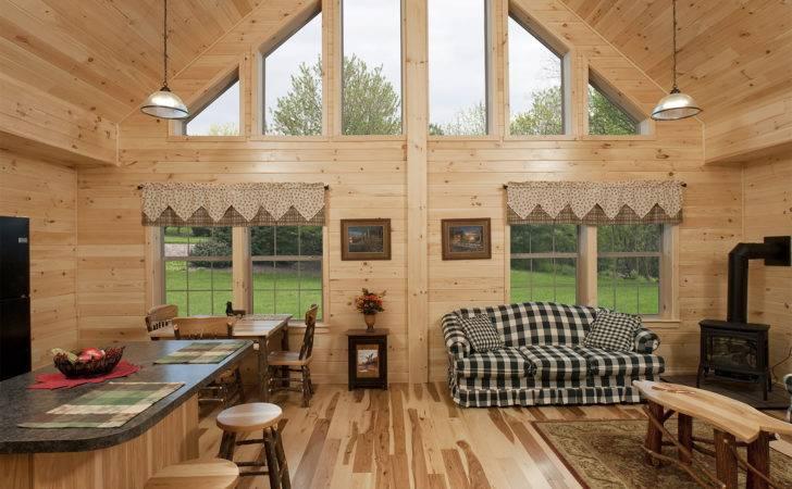 Cozy Log Cabin Floor Plans Home Decor Decorating Blogs