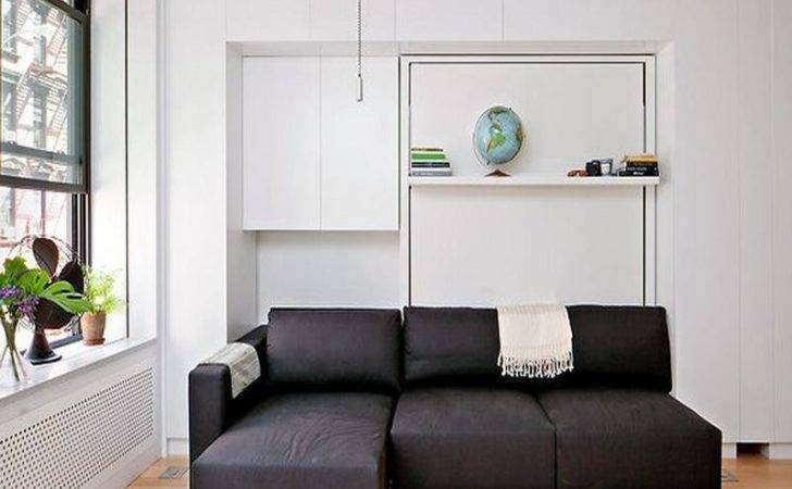 Cozy Murphy Bed Sofa Stroovi