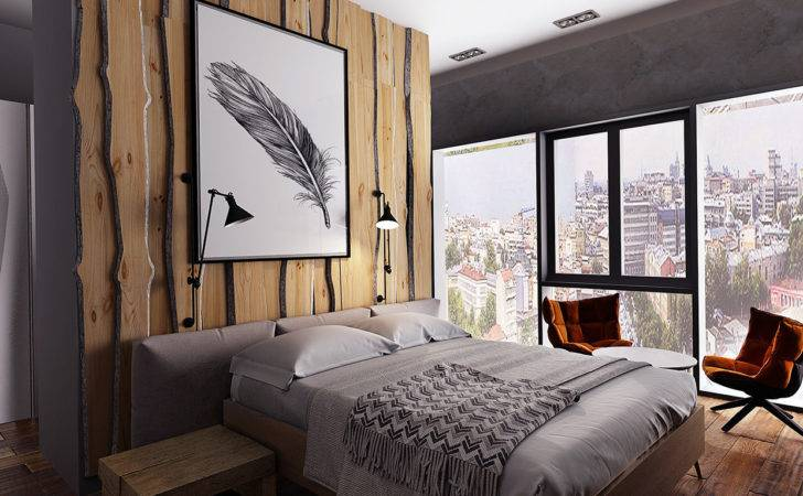 Cozy Rustic Bedroom Interior Design Ideas