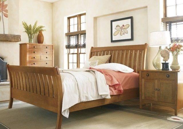 Craftsman Bedroom Furniture Bed
