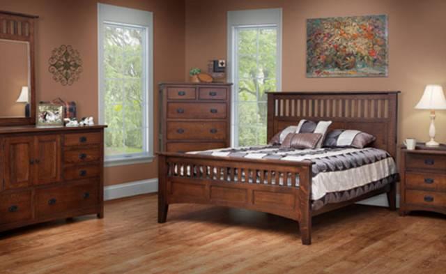 Craftsman Bedroom Furniture