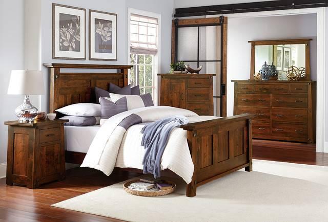 Craftsman Bedroom Set Lunada Furniture