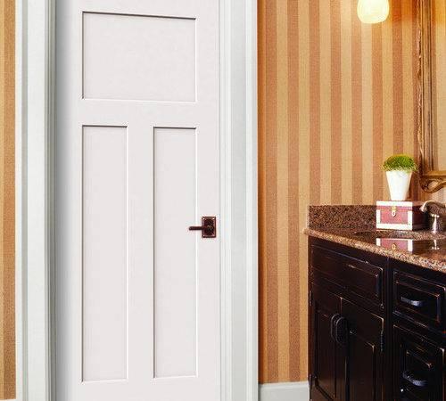 Craftsman Look Interior Doors Products