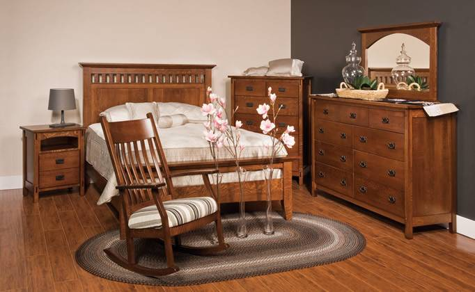 Craftsman Style Furniture Portland Oak Warehouseoak