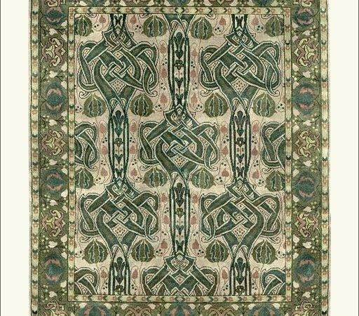 Craftsman Style Rugs Persian Carpet Arts Crafts