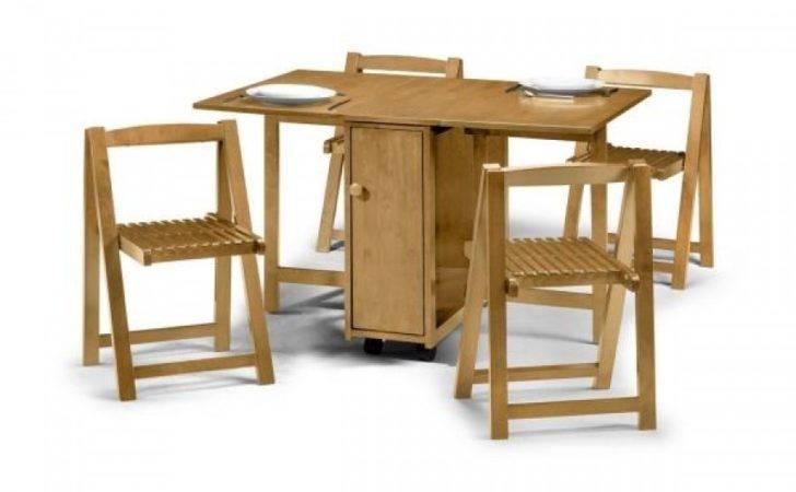 Crantock Fold Away Table
