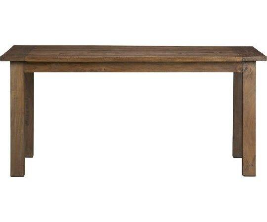 Crate Barrel Dining Table Housefacts Pinterest