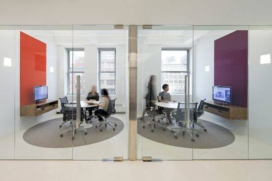 Crazy Office Design Ideas Creative Colorful