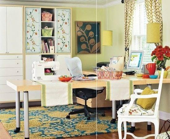 Crazy Office Design Ideas Get Rid Stand Shelves Instead