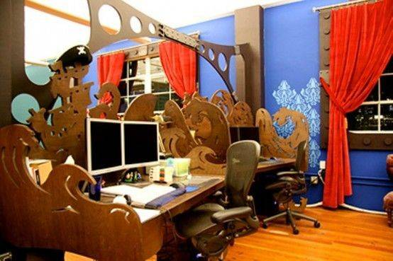 Crazy Steampunk Home Office Designs Ideas Dreams Pinter