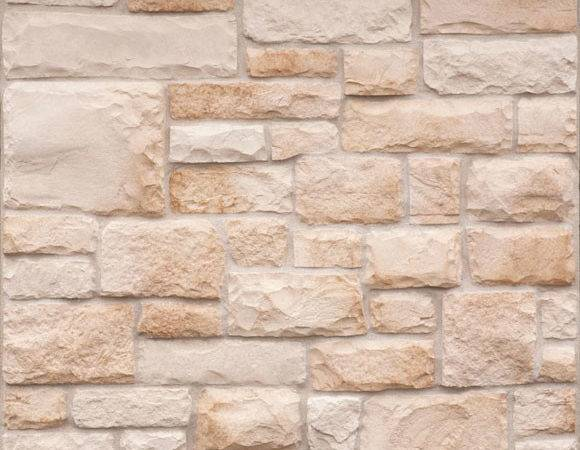 Cream Limestone Veneer Stone Walls Pro Line