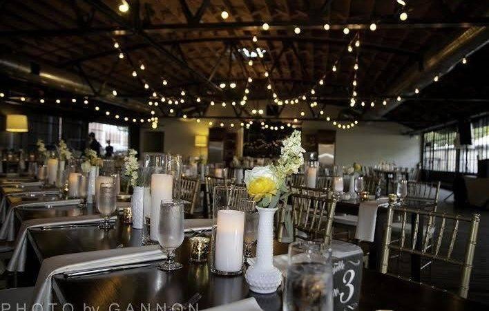 Create Diy Autumn Wedding Ambiance Uplighting