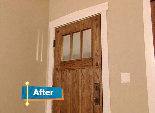 Create Period Reproduction Arts Crafts Door