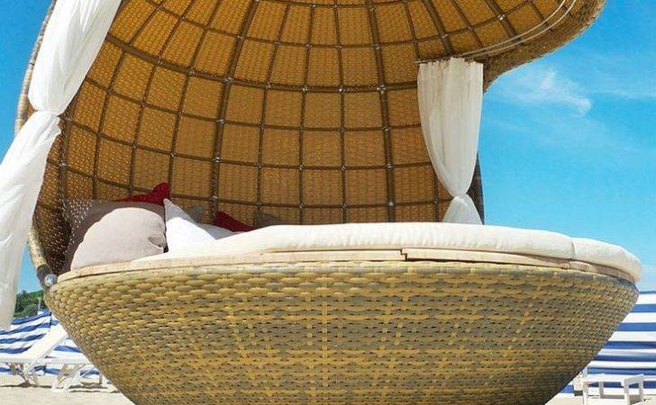 Create Your Own Exclusive Cabana Comfy Cocoon Beach Daybed