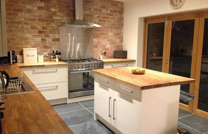 Creating Bespoke Hardwood Worktops Kitchen Islands Worktop