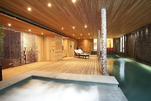 Creating Indoor Luxury Spa Room Home