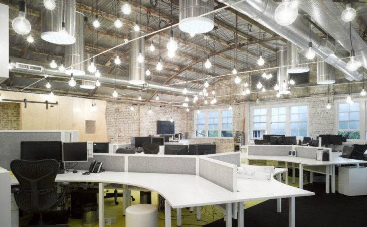 Creation Stunning New Warehouse Office Space