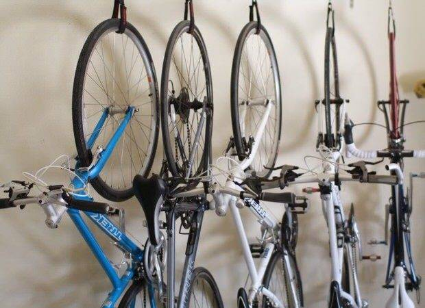 Creative Bike Storage Decorating Your Small Space