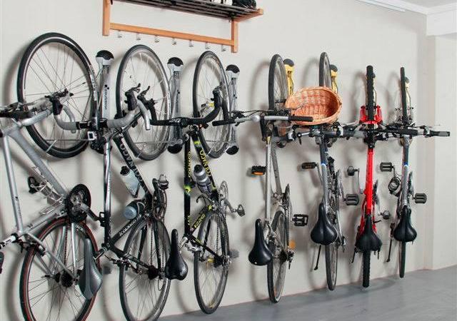 Creative Bike Storage Ideas Inside House Gorgeous