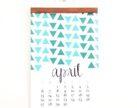 Creative Calendars Print Outs Pinterest