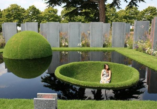 Creative Garden Design World Inside