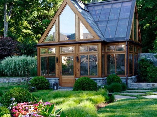 Creative Greenhouse Ideas Outdoortheme