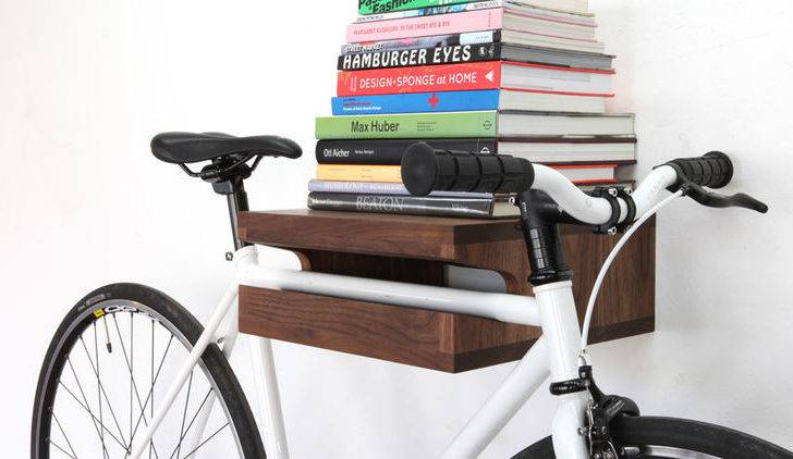 Creative Indoor Bike Storage Ideas Space Saving