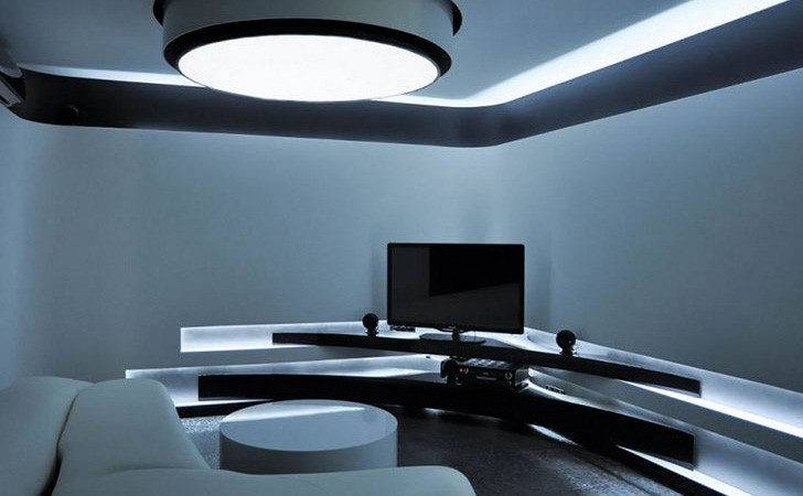 Creative Led Interior Lighting Designs