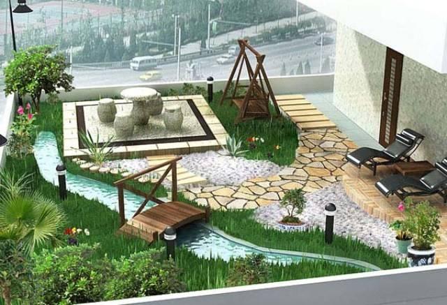 Creative Modern Home Garden Design Ideas Beautiful Homes